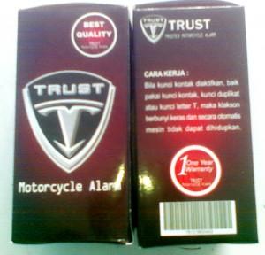 Alarm Motor Trust Untuk Jenis Sepeda Motor Apa saja??