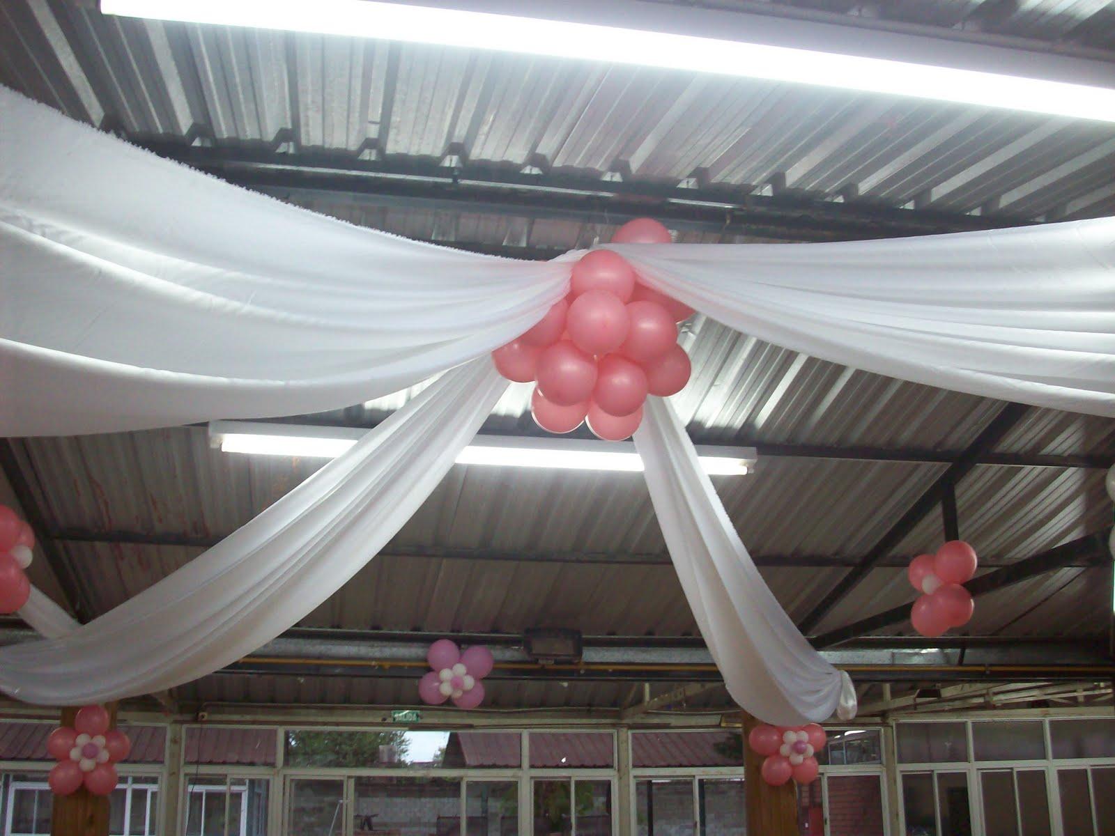 Decoracion de techos con telas decoracion de salones para for Telas para decorar salones