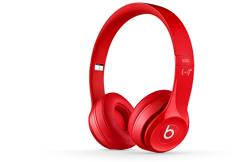 Beats by Dr. Dre Solo 2 headphones
