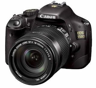 Daftar Harga dan Spesifikasi Kamera DSLR Canon 2013