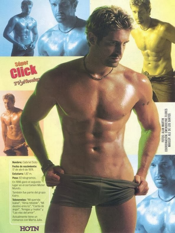 You tell Gabriel soto fake naked consider, that