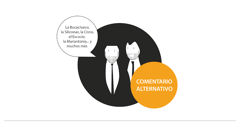 comenTArio AlTernATivo