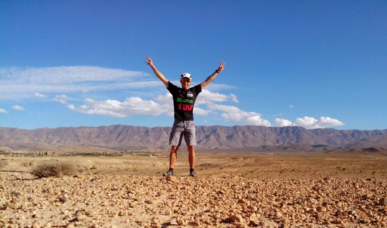 Felipe-a-su-llegada-a-Midelt-durante-la-Titan-Desert-2014