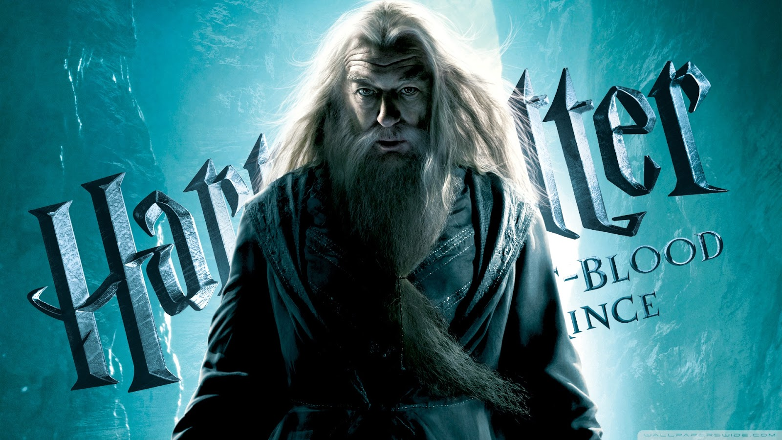 Harry Potter Half Blood Prince HD Poster