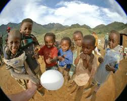 The Children of Lesotho