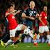 Hasil Liga Champions Eropa - MU VS Bayern Munchen berakhir Imbang 1 : 1