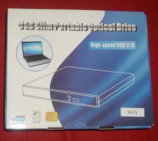 Casing DVD Laptop (Internal Jadi Eksternal)