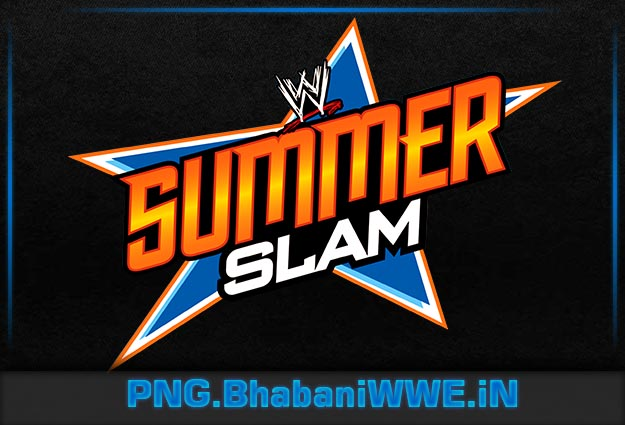 WWE SummerSlam 2013 HQ Official Logo PNG Render download, png, psd, hq, hd,
