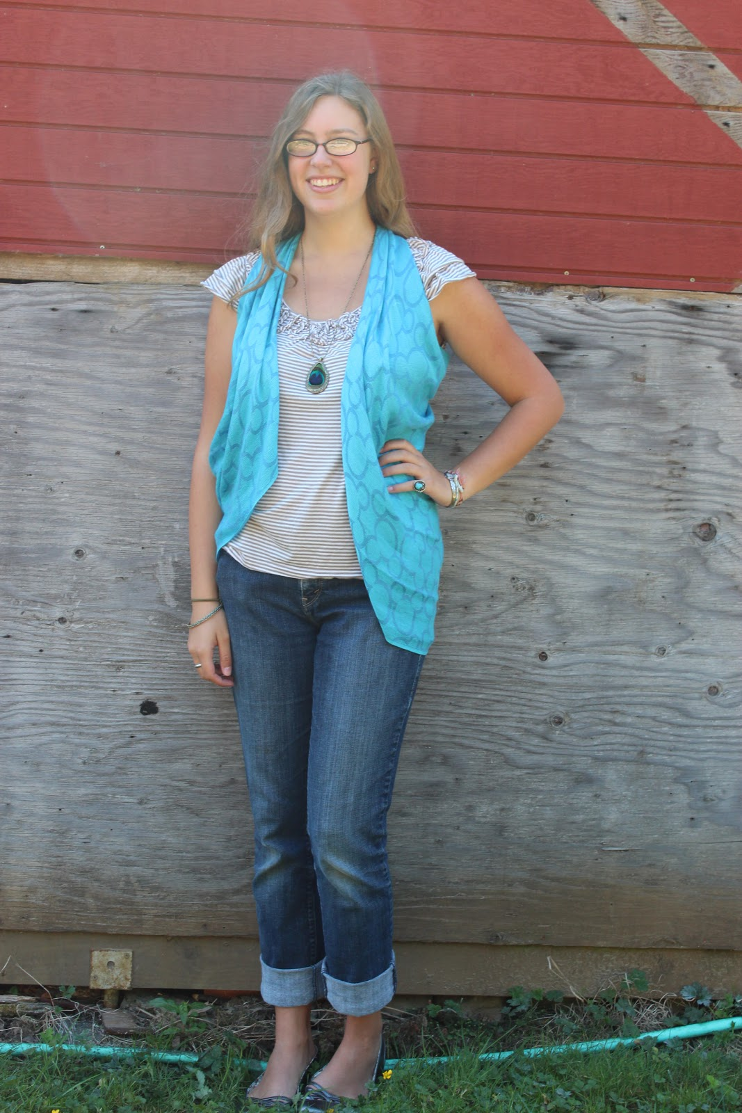 Nosew Scarf Vest Are You Serious Mothers How To Tie Scarf Into Vest