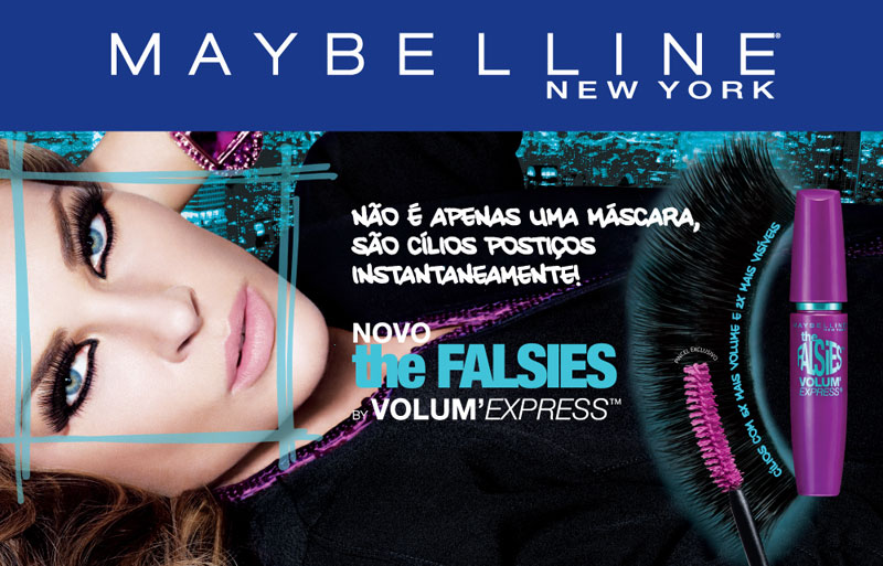 fal5 The Falsies   Maybelline