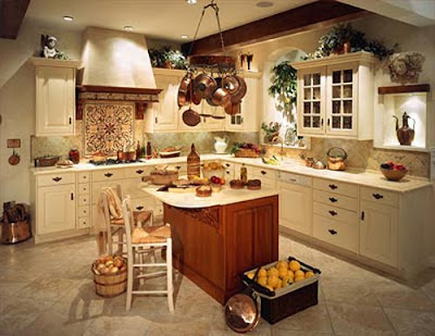 Modern Italian Kitchen Decor