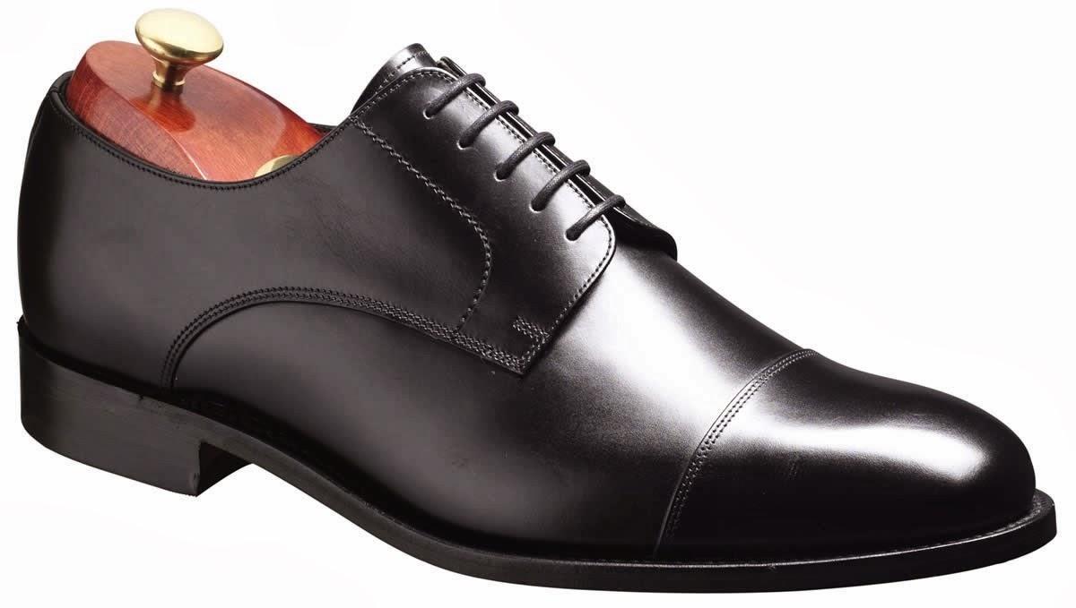 Membuat sepatu tampak mengkilau tanpa semir
