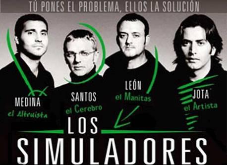 Simulador. Los-simuladores-argentina