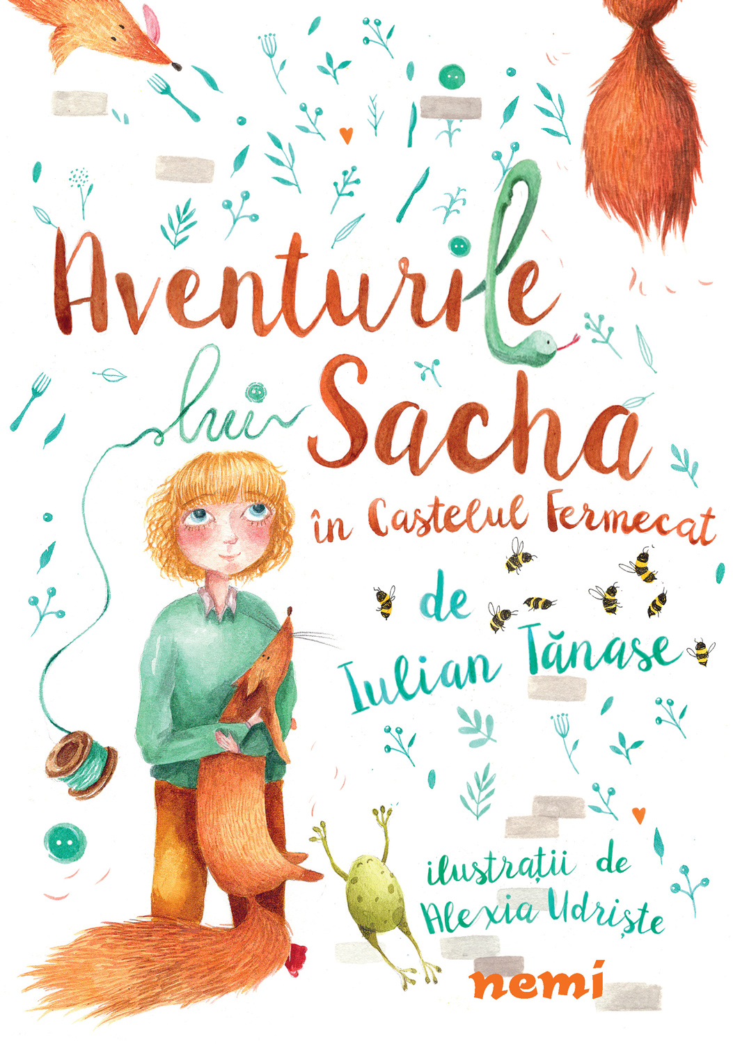 Aventurile lui Sacha în Castelul Fermecat (2017)