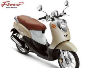 Motor Yamaha Fino Keluaran Terbaru 2012