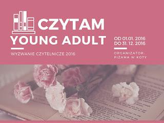 Wyzwanie Young Adult 2016