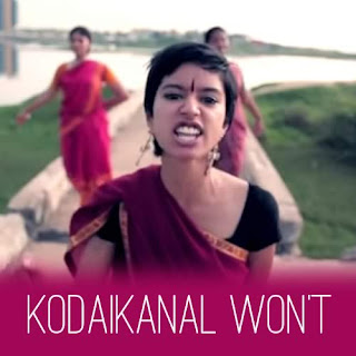 Kodaikanal Won't Lyrics - Sofia Ashraf