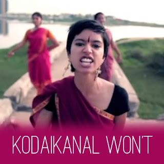 Kodaikanal Won't Lyrics - Sofia Ashraf