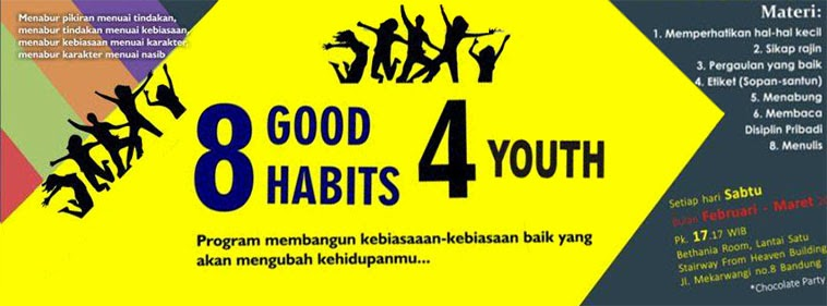 8 Good Habits 4 Youth