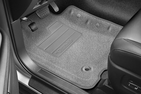 Catch all Floor Mats for Trucks