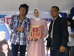 Marissa Haque & Ikang Fawzi: Promo LP3I Langsa, Aceh Timur, Maret 2011