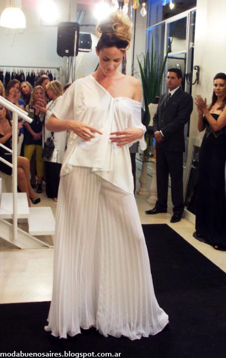 vestidos de fiesta 2013 Maureene Dinar 2013 moda