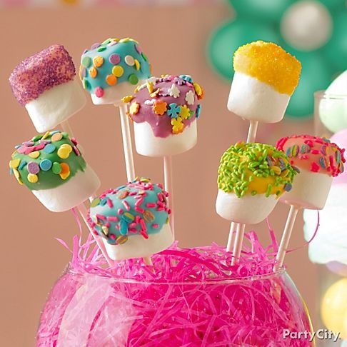 Centros de mesa para cumpleaños de niña - Imagui