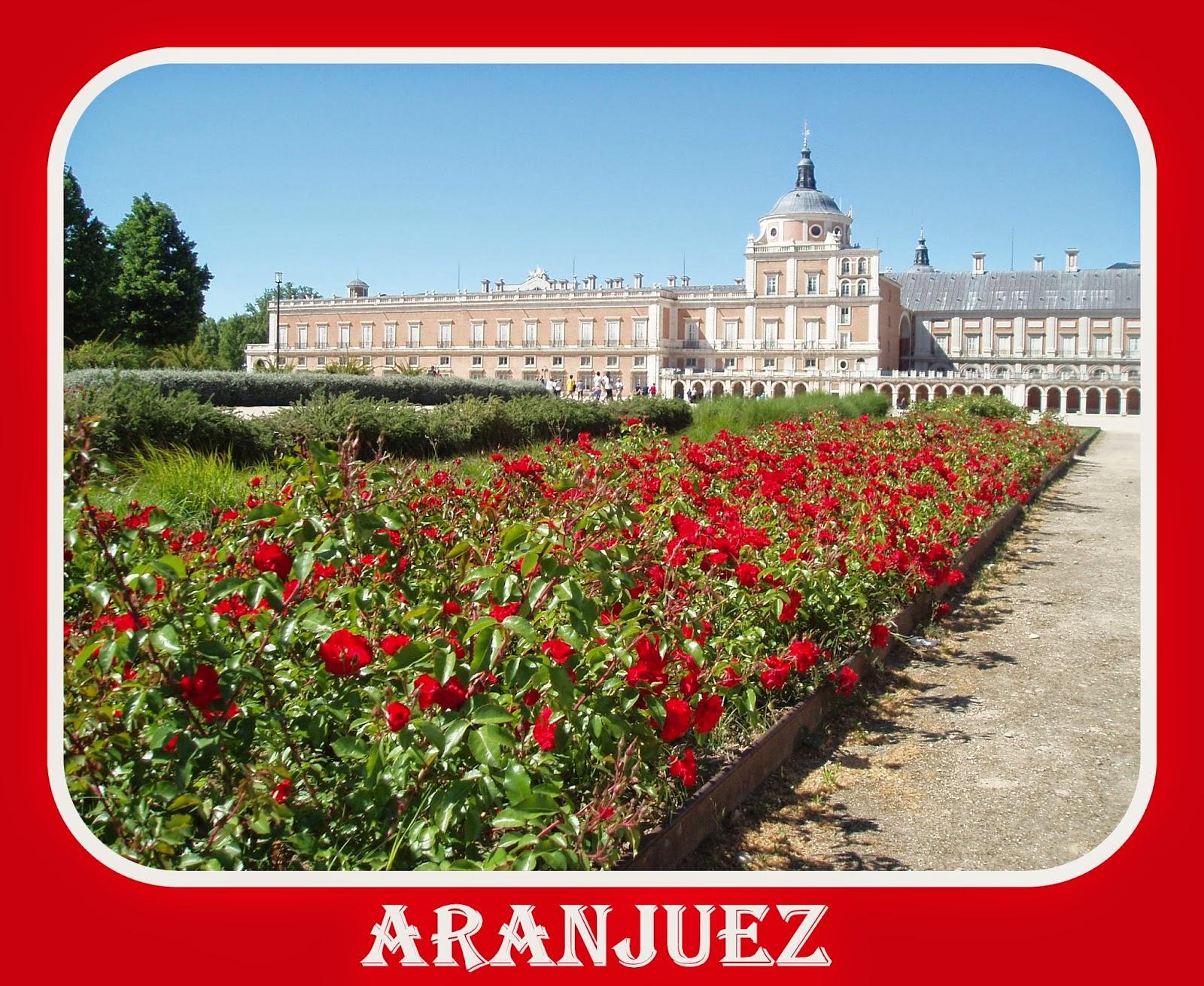 Mar y mar un d a en aranjuez - Oficina de turismo de aranjuez ...