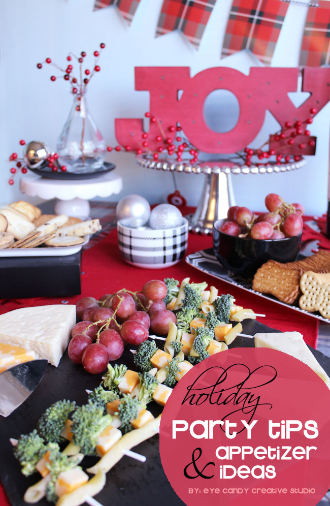 holiday party tips, appretizer ideas, holiday pairings, holiday entertaining