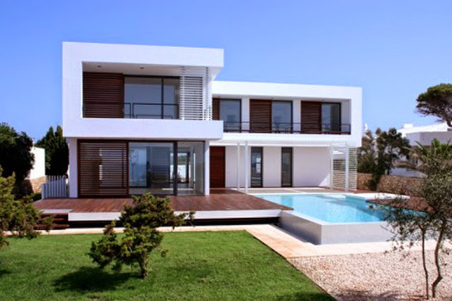 Modern Contemporary Summer House