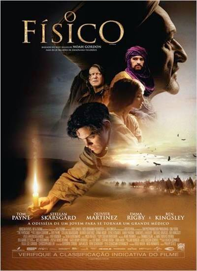 Download O Fisico AVI Dual Áudio + RMVB Dublado DVDRip Torrent