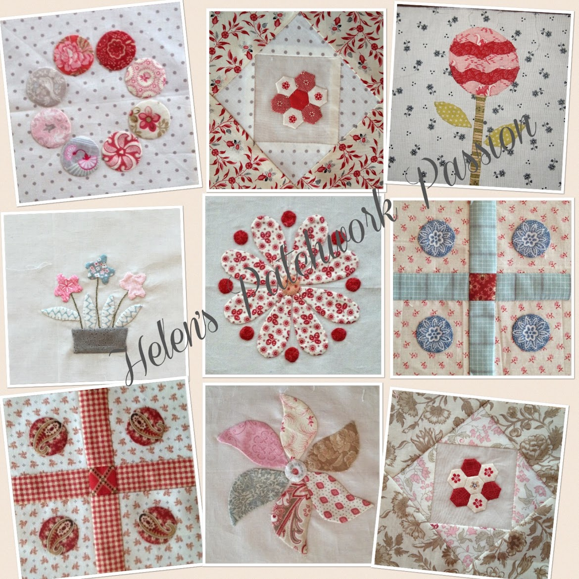 Helen's Patchwork Passion