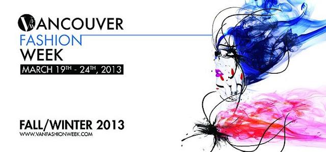 VFW 2013, Vancouver Fashion Week 2013 Fall Winter