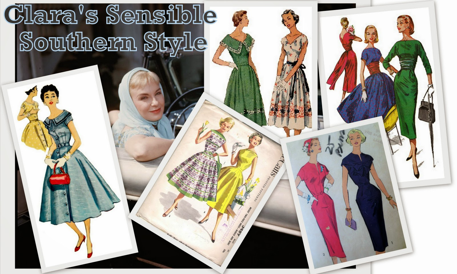 Pattern patter january 2015 oh the southern charm in these lovely vintage sewing patterns all patterns featured are all from members of the pattern patter team for sale on etsy jeuxipadfo Choice Image