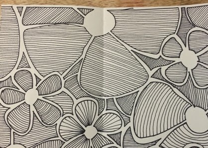 iron craft 2015 challenge 4 flower power adult coloring book