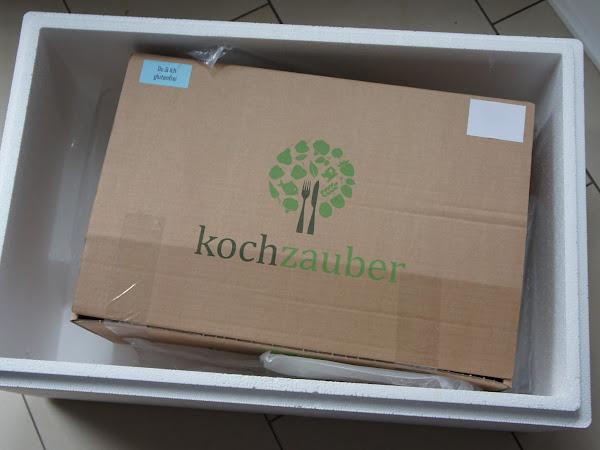"""glutenfreie """"Du & Ich"""" Kochzauber Box"""