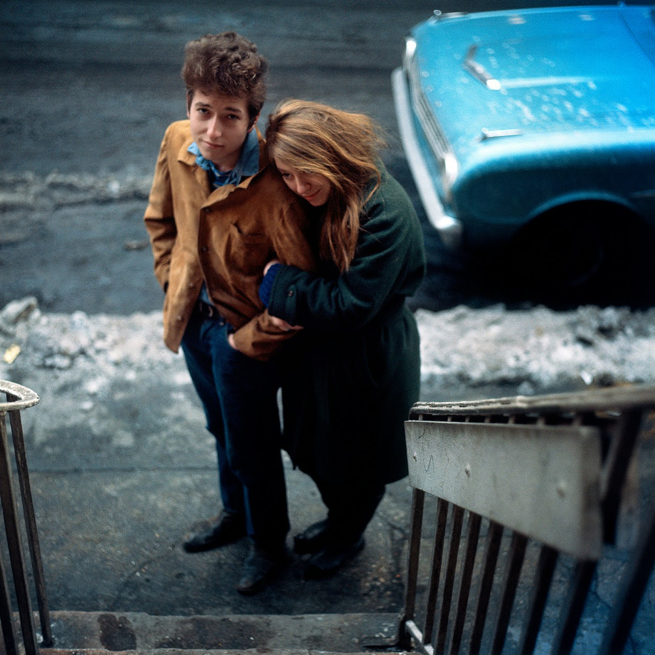The freewheelin 39 bob dylan 1963 photoshoot a piece of for The dylan
