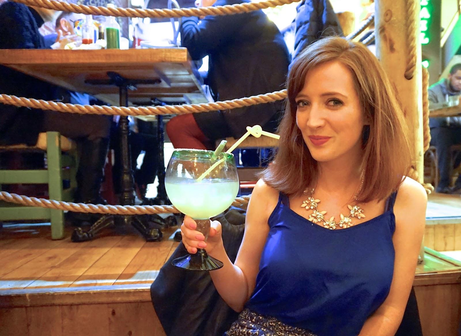 Bec Boop margarita cocktail review