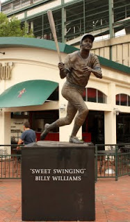 Billy Williams Statue