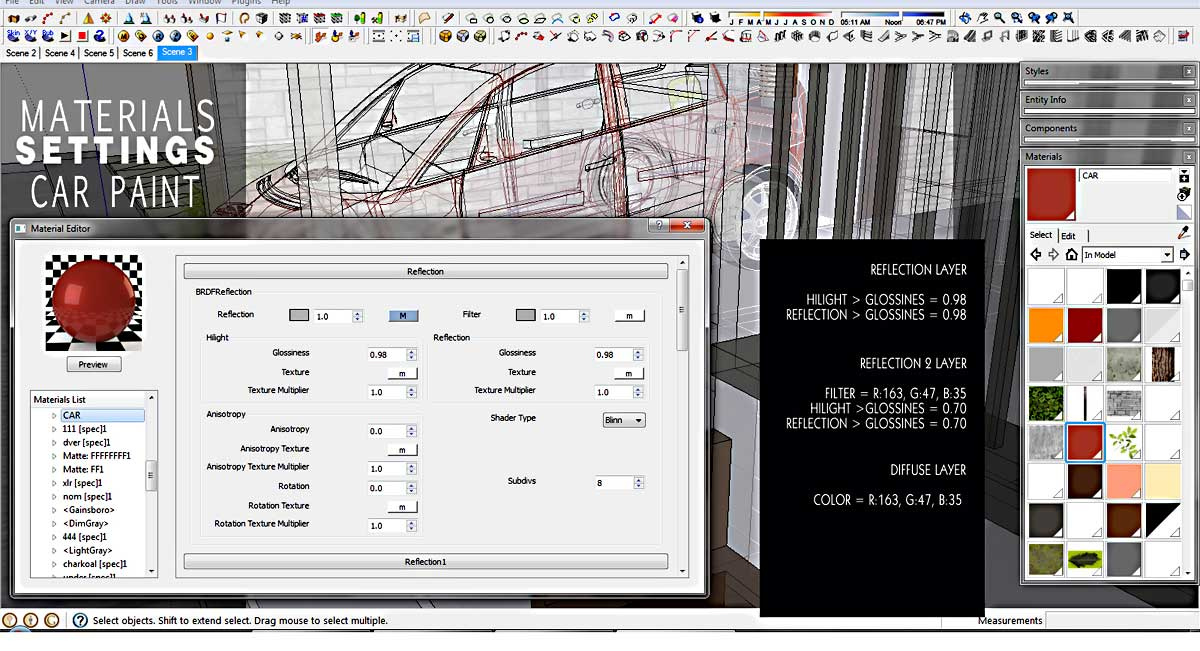 Cara Setting Render Vray Sketchup Exterior 3d Max Tutorials