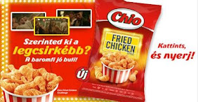 Nyerj 30 darabos Chio snack csomagot!