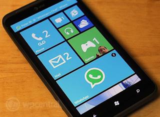 WhatsApp Tersedia Resmi untuk Windows Phone 8