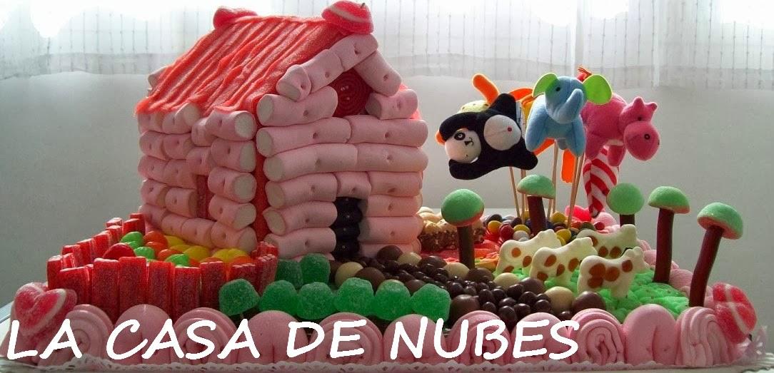 LA CASA DE NUBES