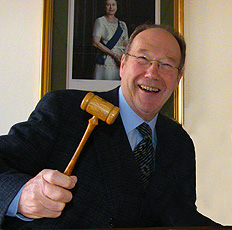 david barby have gavel will travel