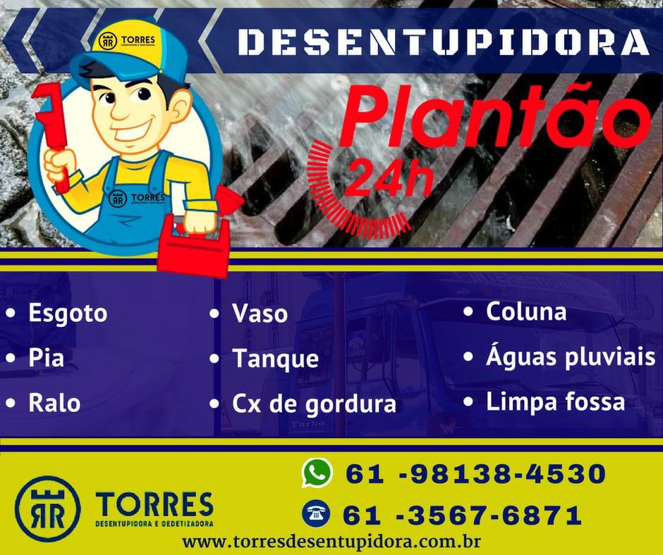 DESENTUPIDORA TORRES