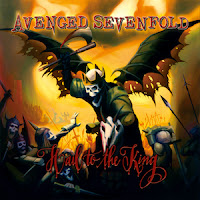 Download Album Avenged Sevenfold Terbaru Hail to The King 2013
