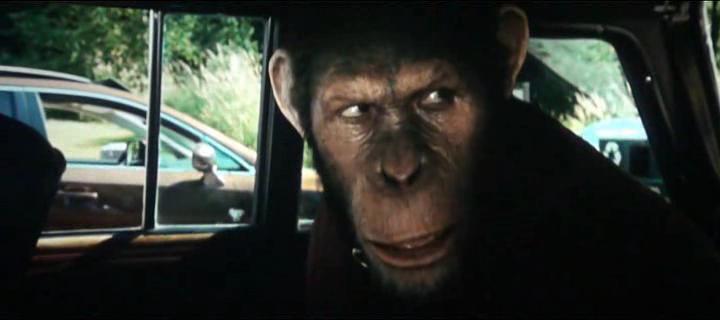 El origen del Planeta de los Simios (2011) [TScreener HQ] [Español]