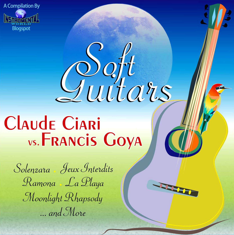 cd Sof Guitar  compilaciòn Soft+Guitars+a