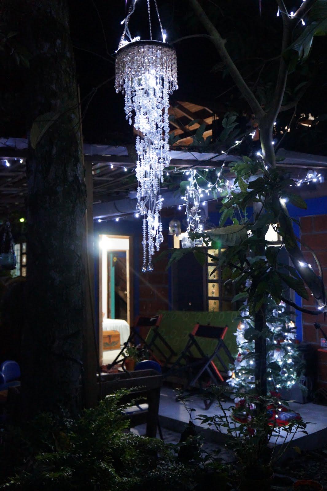 Iluminacion exterior hogar