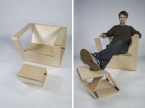 11 Modern And Innovative Portable Seating Designs